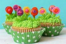 cake & cupcakes !!