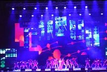 SLAM Concert @ Jiffy Lube Live / EVENTEQ provided audio, lighting, video and LED systems for the 2014 AKKA convention in San Jose