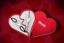 Be my Stroili Valentine / Discover ideas of what to gift to your loved ones on this romantic day.