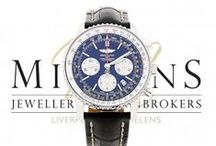 Breitling / Pre Owned Breitling Watches available from miltons
