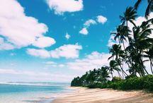 ~At The Beach~