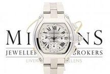 Cartier / Cartier Watches