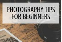 Photography Tips for Beginners / This board is for all wannabe photographers out there! Photography tips and tricks for beginners and a bit more advanced Pinteresters who love to see the beauty of the world through a camera lens.