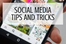 Social Media Tips and Tricks / This is the board where I collect useful tips and tricks for social media platforms from different websites. Tips and tricks that I find useful and I think you might find them useful too, whether you are a small business owner, blogger, writer or just some random social media fanatic! :) Sharing is caring, right?