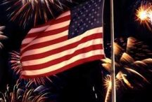 American Flag Holidays / Memorial Day, 4th of July, Flag Day & Veterans Day