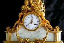 French Watches / Clocks / Watches, Mantel clocks