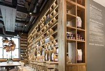 CAFE / RESTAURANT / RETAIL DESIGN IDEAS