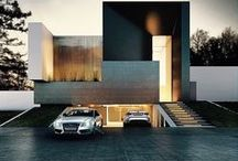 Modern Houses & Lofts / Mansions, Estates, Villa's and Interiors