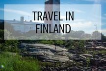 Travel in Finland / This board is for everyone who loves Finland or would love to visit because they're sure they'd fall in love with this beautiful country. Travel tips and must-see experiences in Finland, the happiest country in the world.