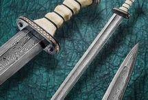 Vintage Melee Weapons