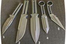 Modern Melee Weapons