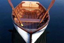 Row Boats & Kayaks