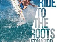 """4SURF Speciale Leonardo Fioravanti, """"Ride The Roots"""" / Speciale su Leonardo Fioravanti e il suo esordio nel CT, uscito in edizione limitata in concomitanza con il documentario omonimo. Commissionato da Red Bull, Quicksilver e Smith."""