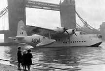 Float Planes & Flying Boats