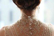 my love of lace and all things feminine / by Kate Herringer