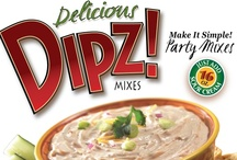 "Delicious DIPZ! / Quick & convenient party dips that come to life by simply adding into a 16 oz. sour cream. As with any of the ""Ridiculously Delicious"" products by Cugino's, each of these tasty party dips are well seasoned with just the right amount of fantastic flavor. Reward yourself and treat your family and friends to something special at your next gathering. Mix a couple up and serve with a nice assortment of fresh & healthy cuts of veggies or your favorite types of gourmet crackers, pretzels or chips."