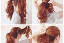 Make-up & Hair tips