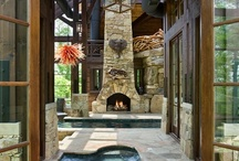 Stonework by others / We delight in seeing excellent stonework designed by other firms and individuals. Here are some selections for your inspiration.