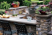 Outdoor rooms / Home is where the heart is. Your heart doesn't stop at your four walls. Live larger.