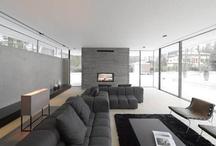 Huis interieur
