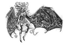 Steampunk Illustrations Victor Rivas / Steampunk, Gothic, Fantasy from Victor Rivas