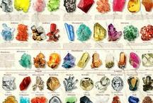Crystals, Rocks, Gems / by Renee Noelle