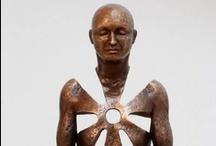 Arte - Esculturas / Arte – esculturas internas e de jardim  #estatuas #esculturas  /wiki/Lista_de_escultores http://pt.wikipedia.org/wiki/Escultura