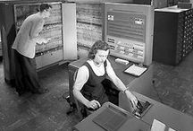 History of Computers and Computing / A vast subject covering computer technology across the world. Much of the development took place in the UK and USA