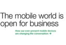 Mobile Enterprise (ME) / How Mobile is changing business