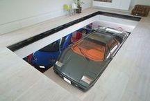 Garagem / garagem ou estacionamento