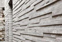 Estilos de Muros Residenciais / fachadas, muros externos