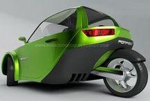Transporte Sustentável  / carros, motos, bikes eletricos. outros meios de transporte ecologicamente corretos e acessórios.