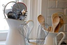 In the kitchen / Kitchen, home decor, ideas for your kitchen