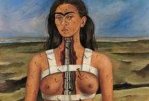 Arte : Frida Kahlo