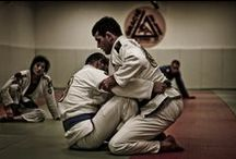 Ju jitsu & BJJ / It's about... wait for it... #jujitsu! And #bjj, of course.