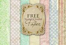 SCRAPBOOK FREE PATTERNS