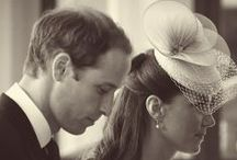 William & Kate / by Fiore