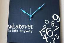 Clocks / Clocks of any kind