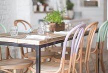 Dinner room / Home decor, dinner room, sala da pranzo