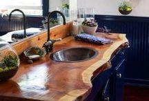 Wood / Materials, wood, nature at home