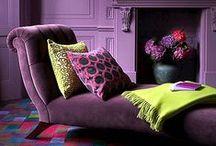 Home in PURPLE / Purple home!
