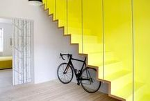 Home in YELLOW / Vibrant colours, put the sun in your home, home decor