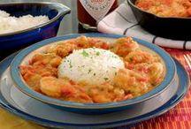{Shrimp} / Shrimp Recipes for the shrimp lover!