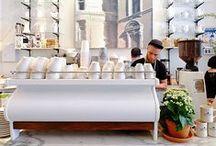 Coffee Shops & Comfy Spots / #restaurants #cosy #eat #drink #enjoy #modern #unique