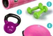 All Things Fitness Gift List / Awesome gift ideas for the fitness enthusiast in your life. Everything they ever wanted!