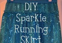 All Things DIY Running Accessories / Everything one needs to to make your own running accessories.
