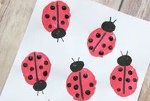 Insects, Bugs and Creepy Crawlies / Crafts, Activities, Information and Learning ideas on Insects, Bugs and those awesome Creepy Crawlies! Fun for little ones everywhere.