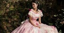 Romantic era / Civil war dress
