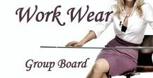 Work Outfits! GROUP BOARD / This is an amazing group board to be, since we are posting amazing CORPORATE / BUSINESS / OFFICE outfits! I would personally like you also to share your private best office looks! Please do so!  INVITE YOUR STYLISH FRIENDS TO JOIN THE BOARD! THANK YOU ALL