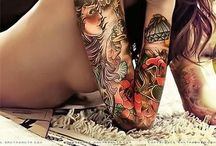 Ink ideas / by Mercedez Stuart
